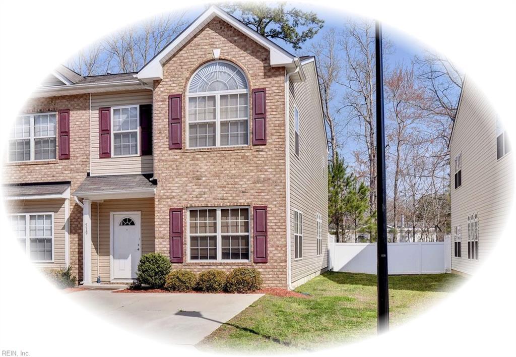 519 Settlement LN, Newport News, VA 23608
