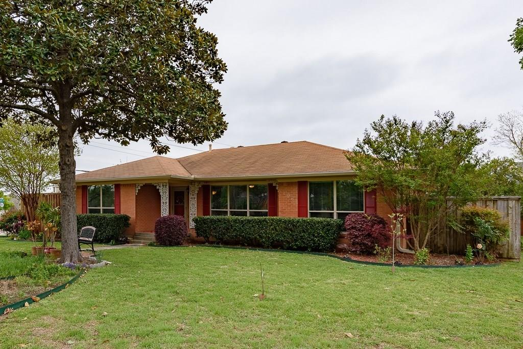 PRICE REDUCTION!! Seller is serious! Welcome to Lake Highlands! Located in the famous L streets of Dallas! This home is well maintained and shows pride of ownership. New windows in 2014. Kitchen was updated in 2016 with new cabinet fronts, custom back splash and newer appliances. Seller had all exterior wood replaced with vinyl siding in 2017. Owner uses the third bedroom as another living space. Original bathrooms are immaculate! Gorgeous wood floors. The backyard is a private paradise. Newer tool shed in backyard conveys with property. This home will not disappoint!