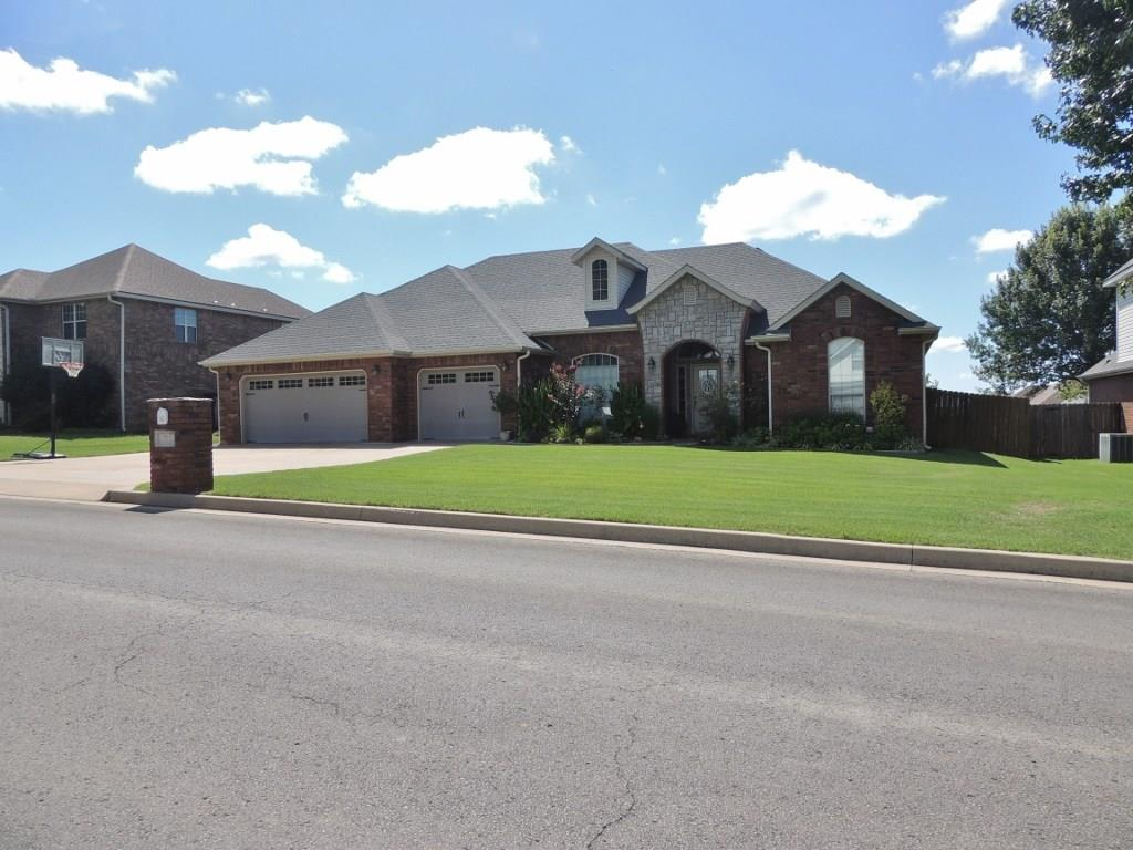 513 Monarch, Sallisaw, OK 74955