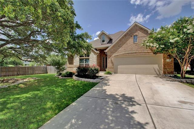 Entertainer's Paradise! Stunning, Spectacular Upgrades, Energy efficient & Energy Star home, Unique 1.5 story in Buttercup Creek, immaculate condition,large  lot with sprawling oaks. 1st floor living (2453sqft) features mother in law plan & 3 bed/2 full baths. 2nd floor boasts 1 bed/1full bath, Lg gameroom & media (fully equipped) Expansive/open plan. Chef's dream kitchen w/oversized island/double oven, storage! Gorgeous Master Suite, Great Location! $2500 Towards Buyer Closing Costs!