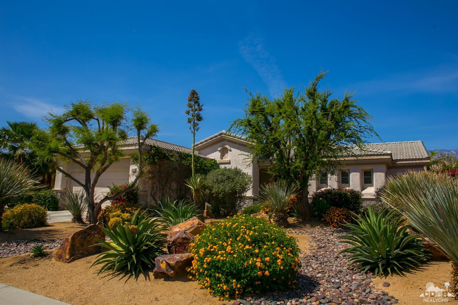 Beautiful Aldea Vistas Development located adjacent to The City of Rancho  Mirage! Just 33 homes