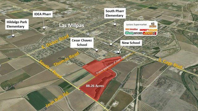 0 S Veterans Boulevard, Pharr, TX 78577