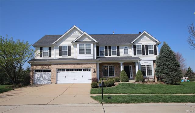1216 Wildhorse Meadows Drive, Chesterfield, MO 63005