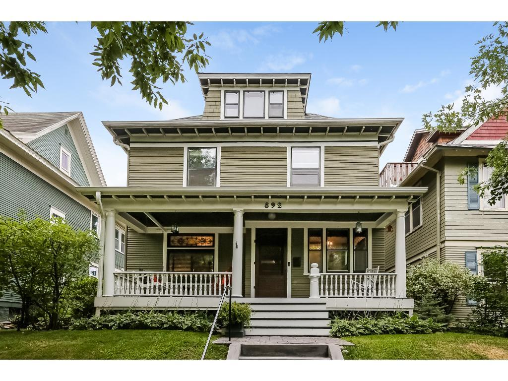 892 Hague Avenue, Saint Paul, MN 55104