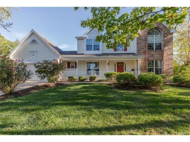 16201 Wilson View Estates Drive, Chesterfield, MO 63005