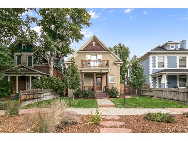 Picture of home in 2530 North Marion Street Whittier Denver CO