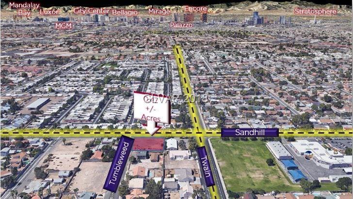 Sandhill, Las Vegas, NV 89121