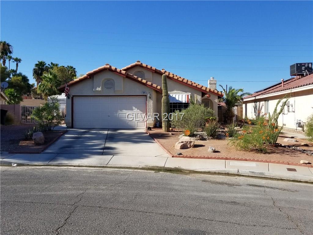 4094 LUANDA Avenue, Las Vegas, NV 89120