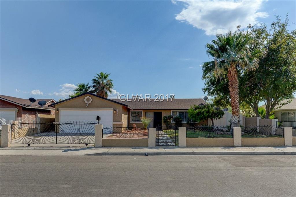 3525 STRUTZ Avenue, Las Vegas, NV 89110