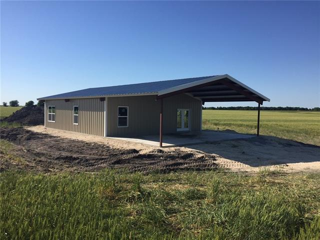 Very hard to find platted 6 Acre Ranchette lot with Barndominium Shell ready for you to finish-to-suit. Approx. ±1,400 Sq.Ft. (per owner), Built in 2018. Concrete Slab Foundation & Rough in Plumbing. Access to Coop Water & Electric. Ag Exempt. Located at the Intersection of CR 417 & 418; near the Williamson, Milam & Bell County Lines. Easy Access to Granger Lake, Taylor, Thorndale, Davilla, Hwy 79, FM 971, FM 487 & FM 1331.