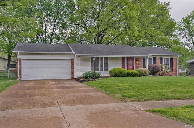 NO SHOW UNTIL OPEN HOUSE SATURDAY MAY 12th at 1 pm. Fantastic opportunity to own a move in ready 3 bedroom, 2 bath home in the much desired neighborhood of Wedgewood! Updates on this beautifully landscaped home include professionally painted throughout (2017), newer roof (2015), water heater (2018), plumbing stack (2017), and newer floors in the living room (2017).  This home offers over 2000sf of living space, which includes the finished basement with rec room and sleeping area. The park like backyard is the perfect place to relax as well as entertain. This home won't last long! Schedule your private viewing today!