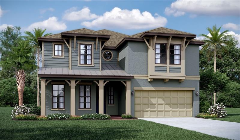 PRE CONSTRUCTION. TO BE BUILT! ON LAKE PADGET, Presented by Mobley Homes and located in the heart of Land O' Lakes, The Manors on Lake Padgett features eight beautiful lakeside homesites in a brand new private gated subdivision. THIS HOME OFFERS 3400 SQ. FT. CLASSIC ARCHITECTURE WITH 5 BEDROOMS, 3.5 BATHS, DEN AND BONUS ROOM. CUSTOM CABINETS WITH STONE COUNTER TOPS, STAINLESS STEEL,  APPLIANCES AND MUCH MORE! THIS LOT WILL ACCOMMODATE A POOL.
