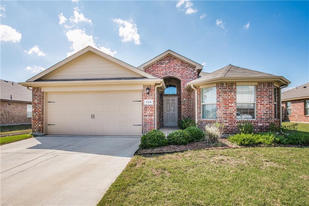 226 Oaklawn Drive, Ponder, TX 76259