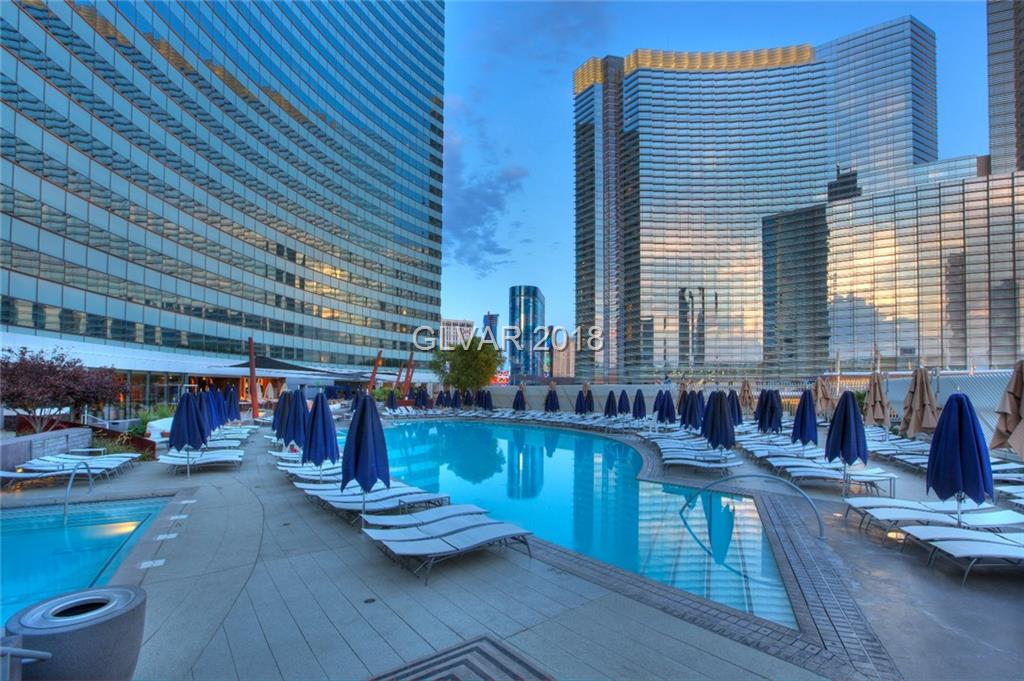 *Rare Investment Opportunity to own a sought-after VDARA Studio Unit on the 16th Floor with beautiful MGM City Center and Pool Views!!* The unit is a fully furnished condo-hotel studio with modern decor and can be Rented Nightly. On site and 3rd party Rental Programs are available. Vdara is located in the heart of the Strip and within walking distance to casinos, shopping & world class dining. Check this one out before it's gone!