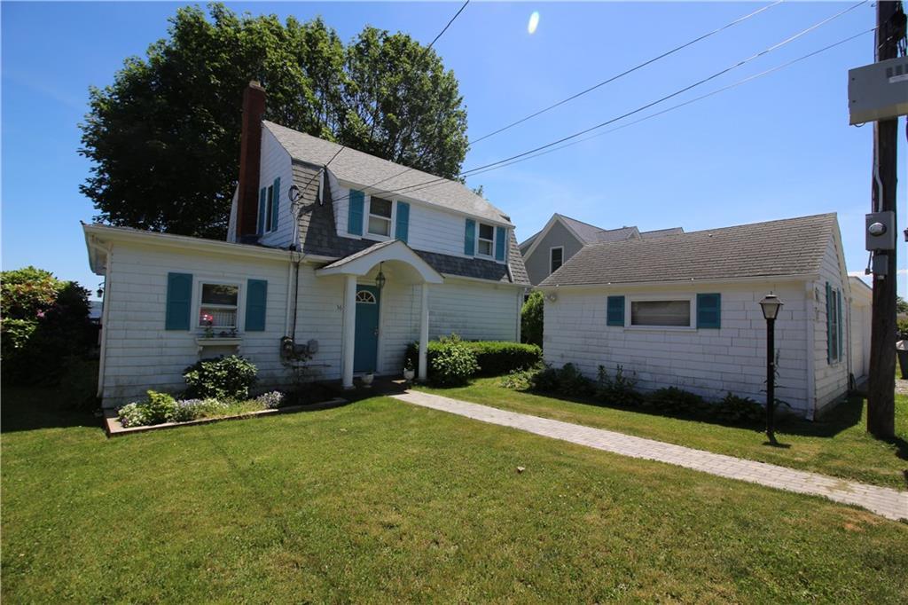 56 Brownell ST, Warren, RI 02885