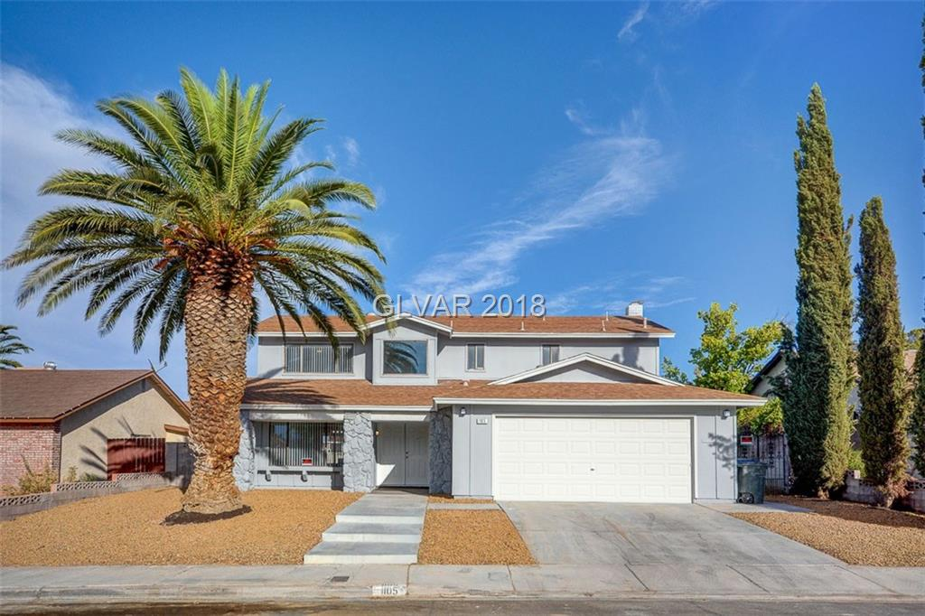 1105 CAHILL Avenue, Las Vegas, NV 89128