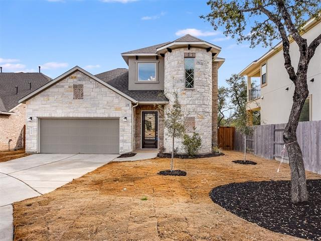 This Buchanan 2 story home sits on a lot with over 3,166 square feet of living space which includes 4 bedrooms, 3.5 bathrooms and 2 living areas. Exquisitely appointed with granite counters in the kitchen plus hardwood flooring throughout the main living area.