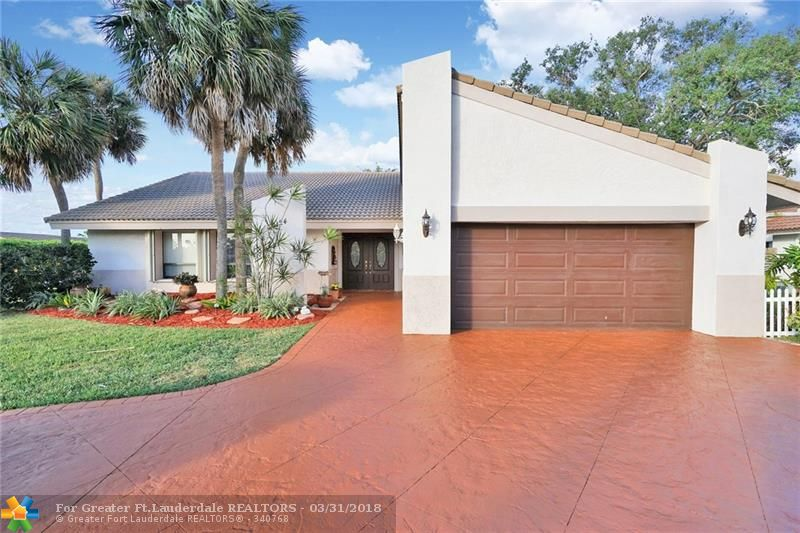 Coral Springs Real Estate 10124 Ramblewood Dr Fl 33071 425000
