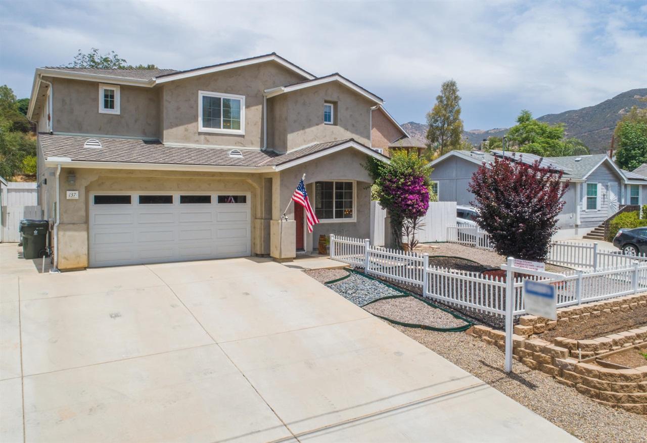 137 Frances, El Cajon, CA 92019