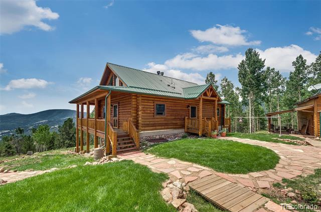 Horse Property For Sale In Woodland Park Co