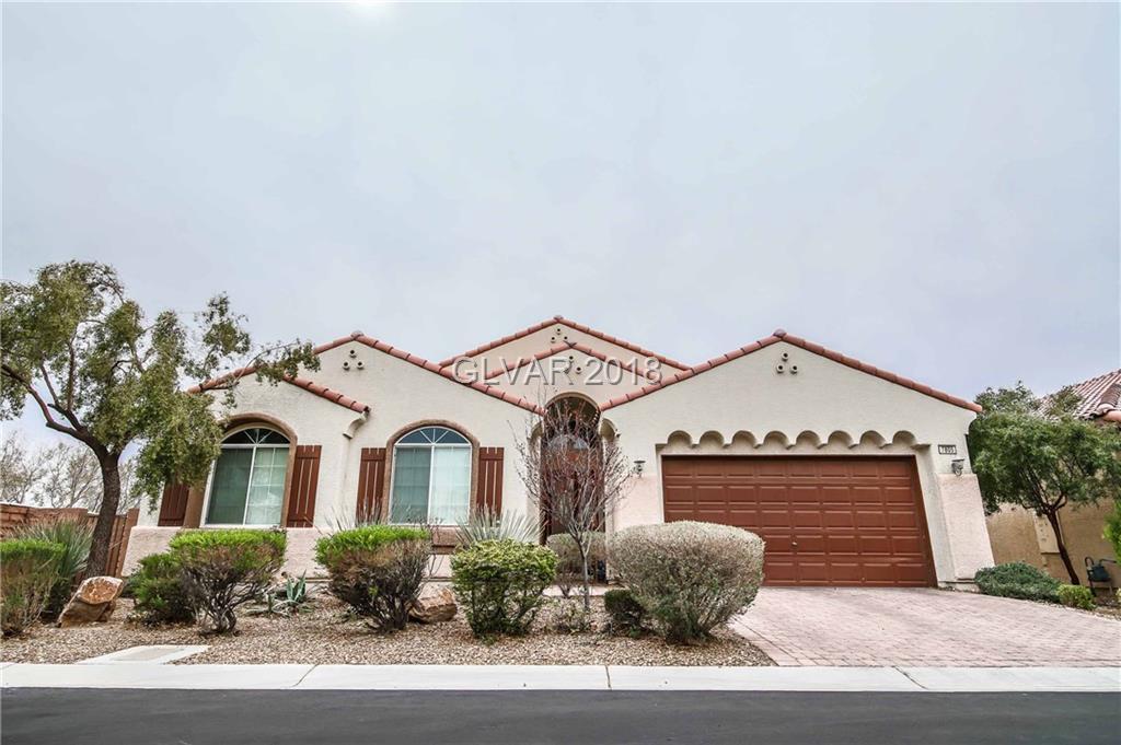 7805 BASE CAMP Avenue, Las Vegas, NV 89178