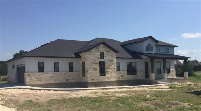 New Construction Home by Prince Development ready late 2018! Get in early & pick your finish-outs! Floorplan is amazing! 4 of the bedrooms have full baths attached + there is an optional 5th bedroom/dedicated study! Home will have wood beams, solid core 8' tall doors, dovetailed/soft close drawers, tongue & groove wood ceilings, custom finish-outs & high end lighting! Sits on 2 heavily wooded acres, w/ privacy & shade galore! Please note pics in this listing are of same floorplan at a different location.