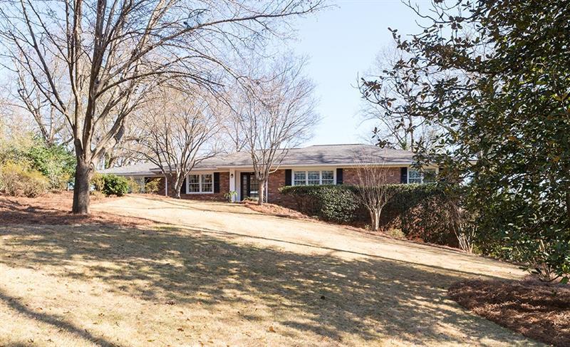 2715 Ridgewood Road, Atlanta, GA 30327