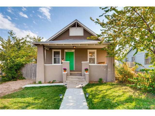 Picture of house in 3200 West 8th Avenue Villa Park Denver CO