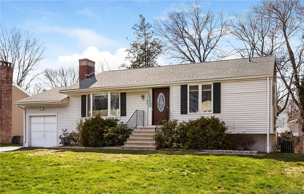 You will love this updated 3-4 bedroom, 2 full bath ranch style home lovingly cared for on a desirable cul-de-sac location.  The many updates include a new central air system (2016), roof (2017), Nest thermostat (2016), new granite counter tops (2018), and Stainless Steel appliances.  Love sitting in the large backyard by the new fire pit (2017).  And many more updates. This great home has 2 large finished rooms in the lower level perfect for fun.  Just unpack and move in!