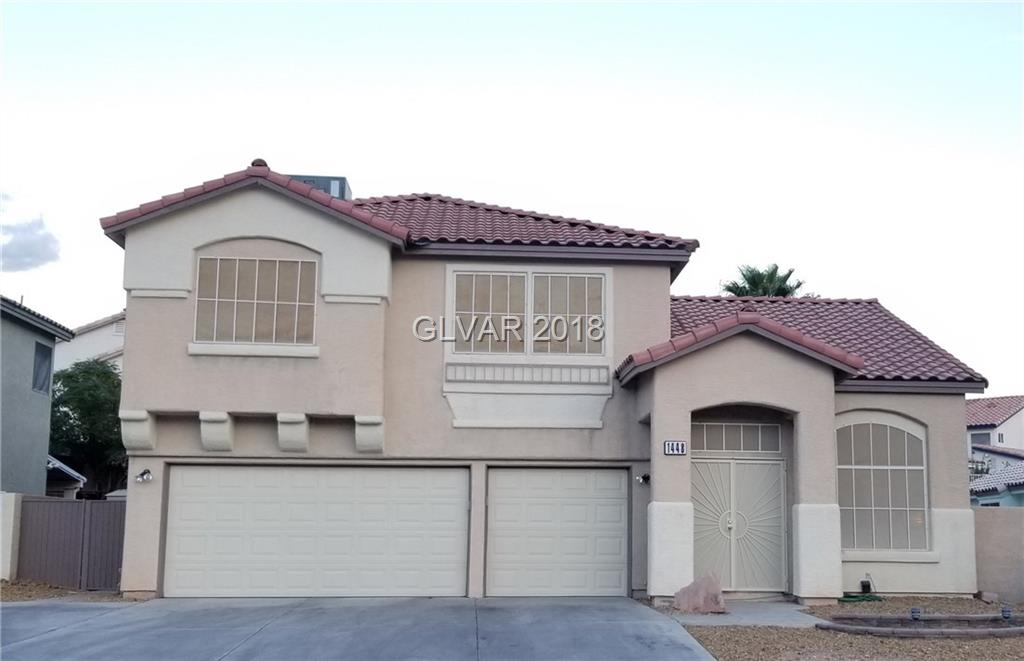 1448 ORCHARD VALLEY Drive, Las Vegas, NV 89142