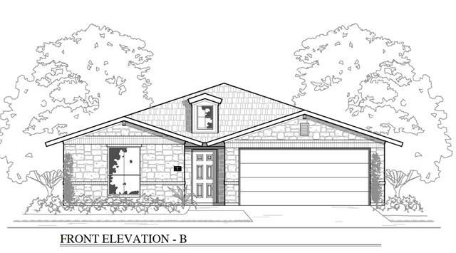 MLS# 1885386 - Built by Brohn Homes - April completion! ~ This is a beautiful interior lot with mature trees that sits back from the road. The home will feature an open floorplan with a large, granite kitchen island, 17 x17 tile in the entry, bathrooms, kitchen, breakfast and utility room...