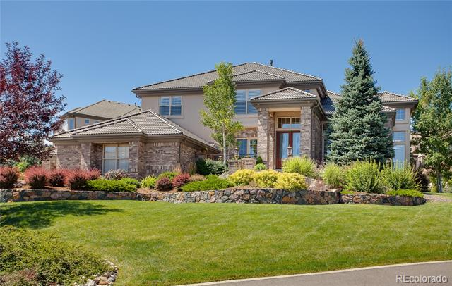 Majestically situated on an elevated interior site, this home awaits the most sophisticated buyer. Your family can enjoy an outstanding Quality of Life in one of Denver's best locations. From the moment you enter this immaculate home with its dramatic two story entry and beautiful staircase, you feel that you have entered a special home. This home offers 5 bedrooms, 6 baths, a large Master BR featuring a 5-piece bath, a two sided fireplace and a large kitchen with gas range, 2 ovens, hickory floors & built-in refrigerator. The cozy family room has a raised hearth fireplace & hickory floors. The main floor study has glass doors leading to the front patio. The finished basement features a wet bar, huge rec room, bedroom, ¾ bath, cozy fireplace & a custom built wine room. Outside the grandeur continues /w a circular driveway, graceful landscaping & a private back yard. Both inside and out, this residence is designed for those who appreciate the Art of Living at its finest. Welcome Home!!