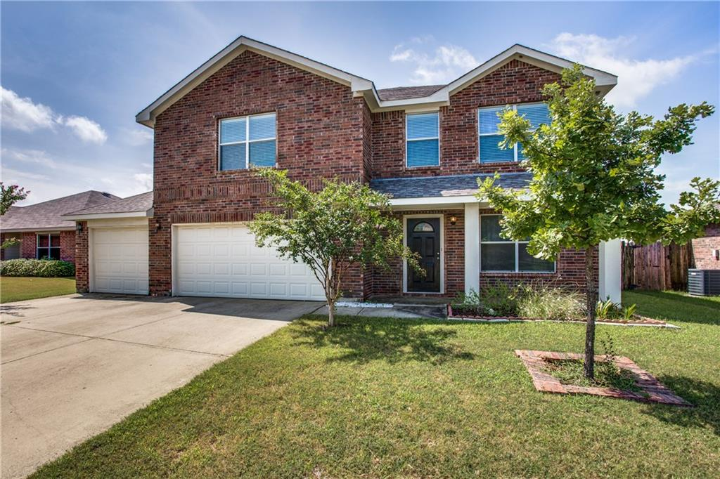 1612 Withers Way, Krum, TX 76249