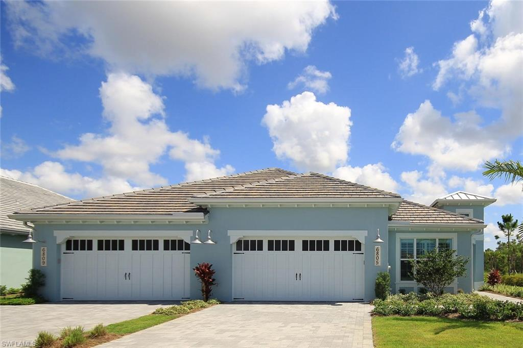 **$50,000 buyer incentive for a limited time!** ***Photos are of a Mimosa floorplan, not of home being sold.*** Beautiful Minto Mimosa floorplan nestled within a pristine natural setting, The Isles of Collier Preserve captures the timeless architecture and traditions of Old Naples. Over half of 2,400 acres are dedicated to lakes, nature preserves and natural habitat. Elegant single-family, villa and coach homes overlook miles of scenic kayak and biking trails along the tranquil Cypress Waterway. Visit our interactive Discovery Sales Center and experience this one-of-a-kind community for yourself! The Isles Club: Classic Old Florida Clubhouse o Fitness Center Resort-Style Pool, Tennis, Pickle Ball, Hiking & Biking Trails, Two Kayak Launches and 8 Miles of Kayak, Paddle Board, Catch & Release Fishing.  Come explore our nature trails and waterways on Minto bicycles and kayaks!  OVERLOOK BAR & GRILL under construction!