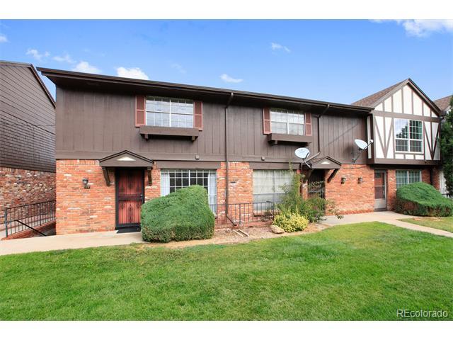 Image of condominium in 3825 South Monaco Parkway #125 Southmoor Park Denver CO