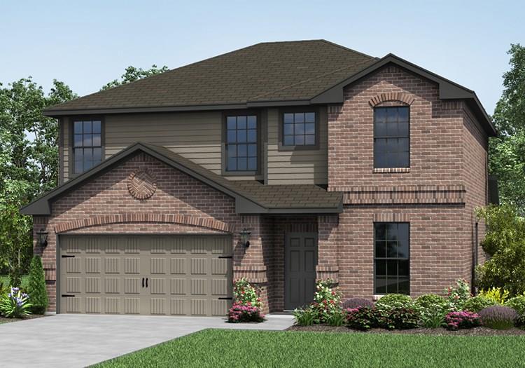 721 Oak Creek Drive, Hutchins, TX 75141