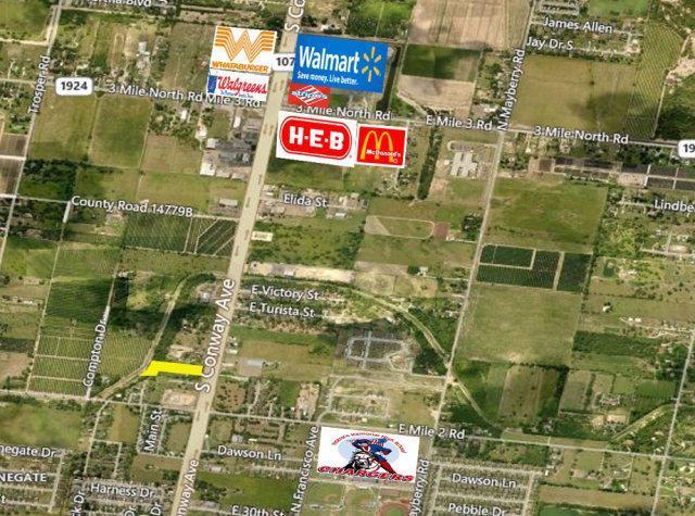 3301 N Conway Avenue, Mission, TX 78574