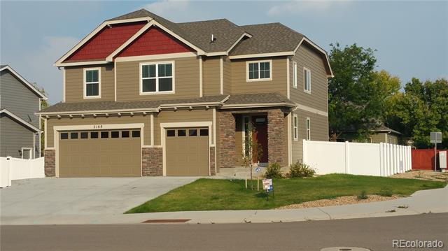BEAUTIFUL Home, Owners only stayed short time. Furniture Negotiable. 4 Bedrooms 3 Baths, Fireplace, Loft, Office/Study, Foyer entry, 3 car garage. barely lived in 3 days, been vacant and kept new. Close today, MOVE IN TODAY !!! Buyers to verify all HOA, sq footage, utilities etc. Greeley's top WESTERN AREA in 80634. WONT LAST !!!