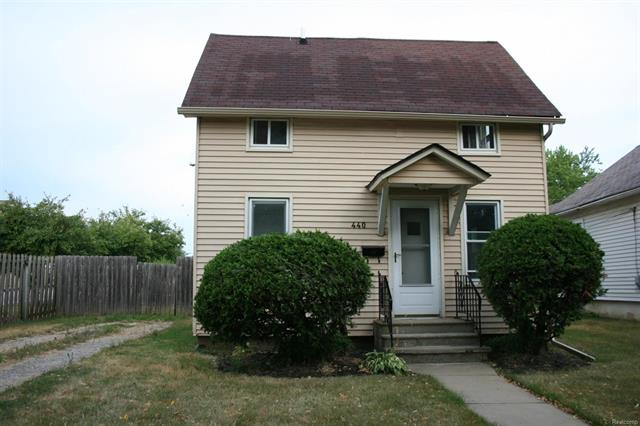 Back on the market at no fault of the house! Darling home in a very convenient location, close to EMU, downtown Ypsilanti, shopping, restaurants, Depot Town, Frog Island, Farmers Market and Freeway Access. This darling 2 bedroom 1.5 bath starter has had a lot of great updates over the years including - brand new carpet, fresh paint on the interior, brand new gutters, and light fixtures. Newer hot water heater, vinyl siding, windows, fence, insulation and drywall, roof, electrical, fridge. Enjoy gardening in the lovely and large backyard with endless possibilities! Great opportunity for first time buyers or investors alike. It had been a terrific rental with one tenant for years!