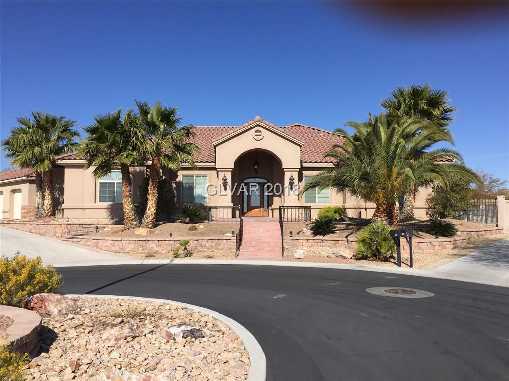 6275 CONQUISTADOR Street, Las Vegas, NV 89149