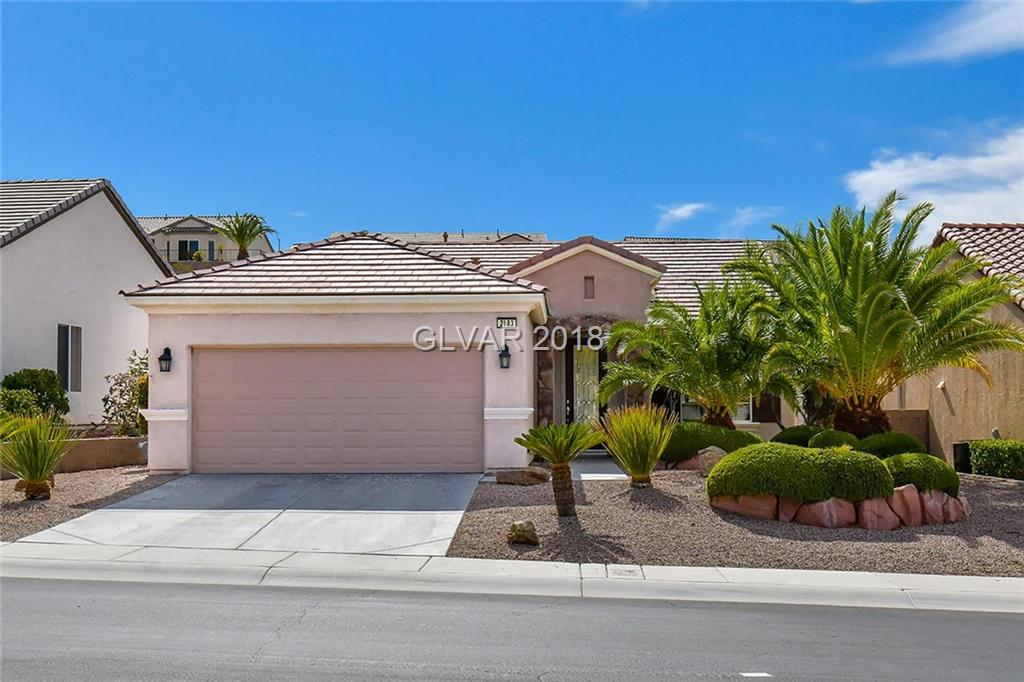 2183 SHADOW CANYON Drive, Henderson, NV 89044