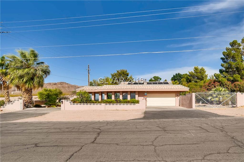1800 THOROUGHBRED Road, Henderson, NV 89002