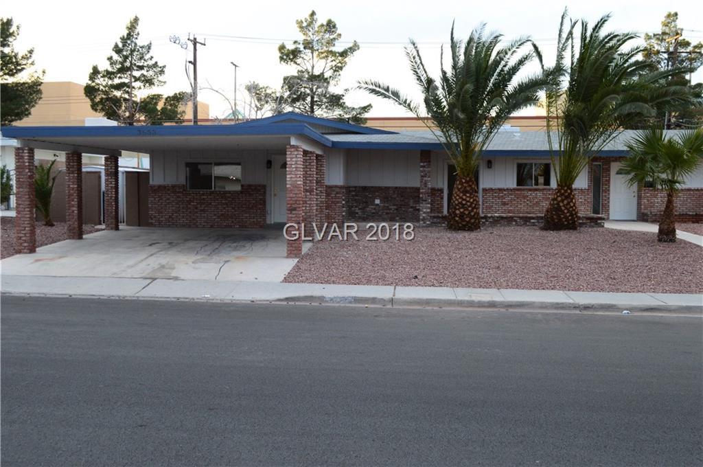 3653 ALGONQUIN Drive, Las Vegas, NV 89169