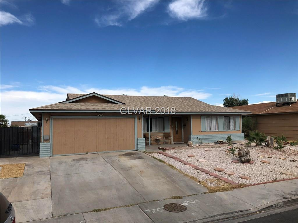 313 LAKEHURST Road, Las Vegas, NV 89145