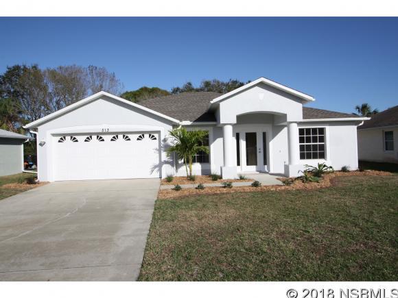 513 Old Minorcan Trl, New Smyrna Beach, FL 32168