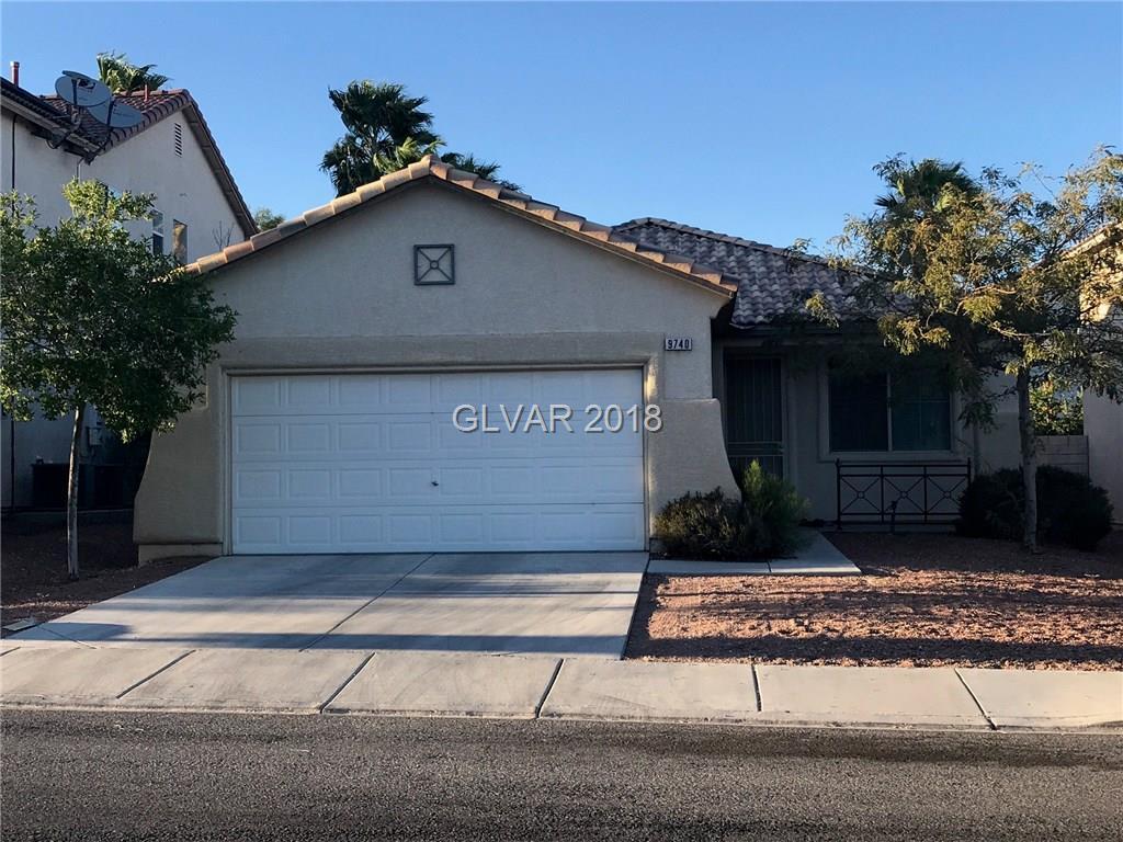 9740 W. Mesa Vista Avenue, Las Vegas, NV 89148
