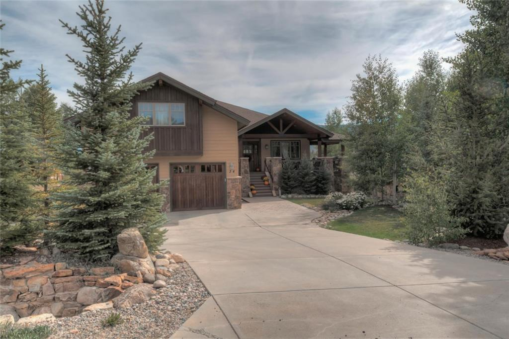 Welcome to this former builders home in Whispering Pines Ranch with 'POTENTIAL LOCK-OFF'  Panoramic views of the Continental Divide with a casual, well laid out floor plan that is great for entertaining, or finding that quiet cozy get away. This 4,280 SF home features 5 bedrooms including 2 master suites, 4 baths & oversized 2 car garage. Whole house audio including the covered front porch and back deck. A large storage area and an unfinished space for additional flex space if desired.