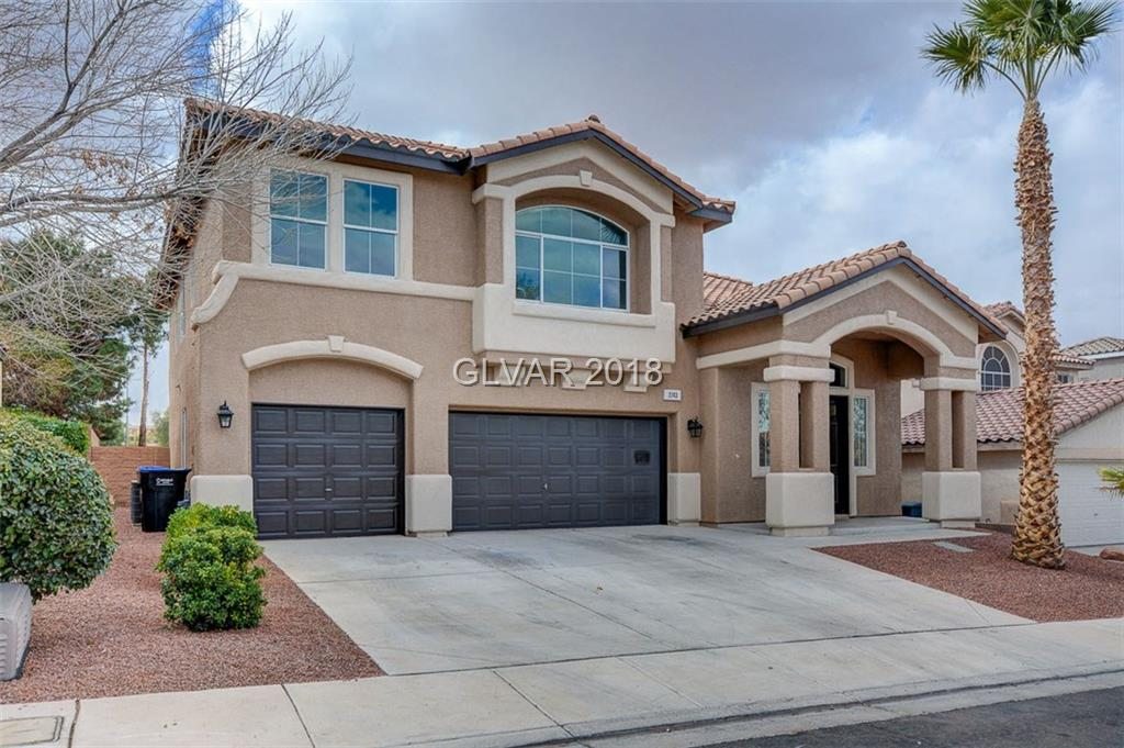 2743 CAROLINA BLUE Avenue, Henderson, NV 89052