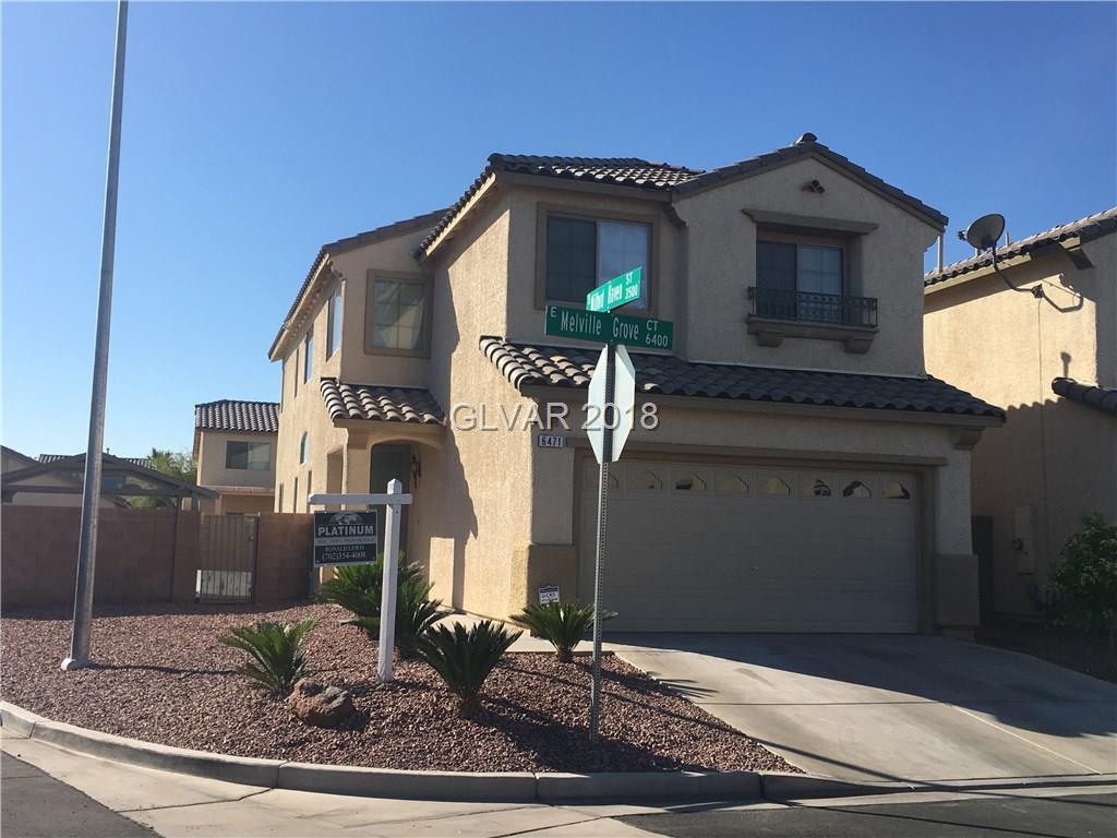 6471 MELVILLE GROVE Court, Las Vegas, NV 89122