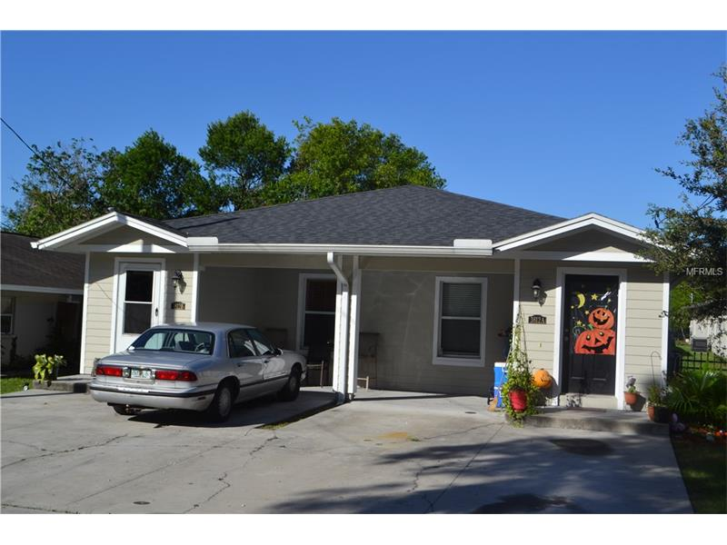 1 of 2 duplexes for sale(3814 N Garrison St) Well maintained 2 bedroom, 2 bathroom duplexes in Grant Park. Concrete Block construction, insulated double pane windows, storm shutters, 13 SEER HVAC system, ceilings fans, LVT flooring throughout and wood cabinets. Please do not approach tenants